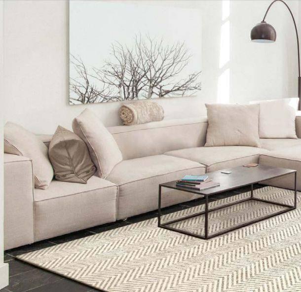 Dywan Carpet Decor Luno Cold Beige