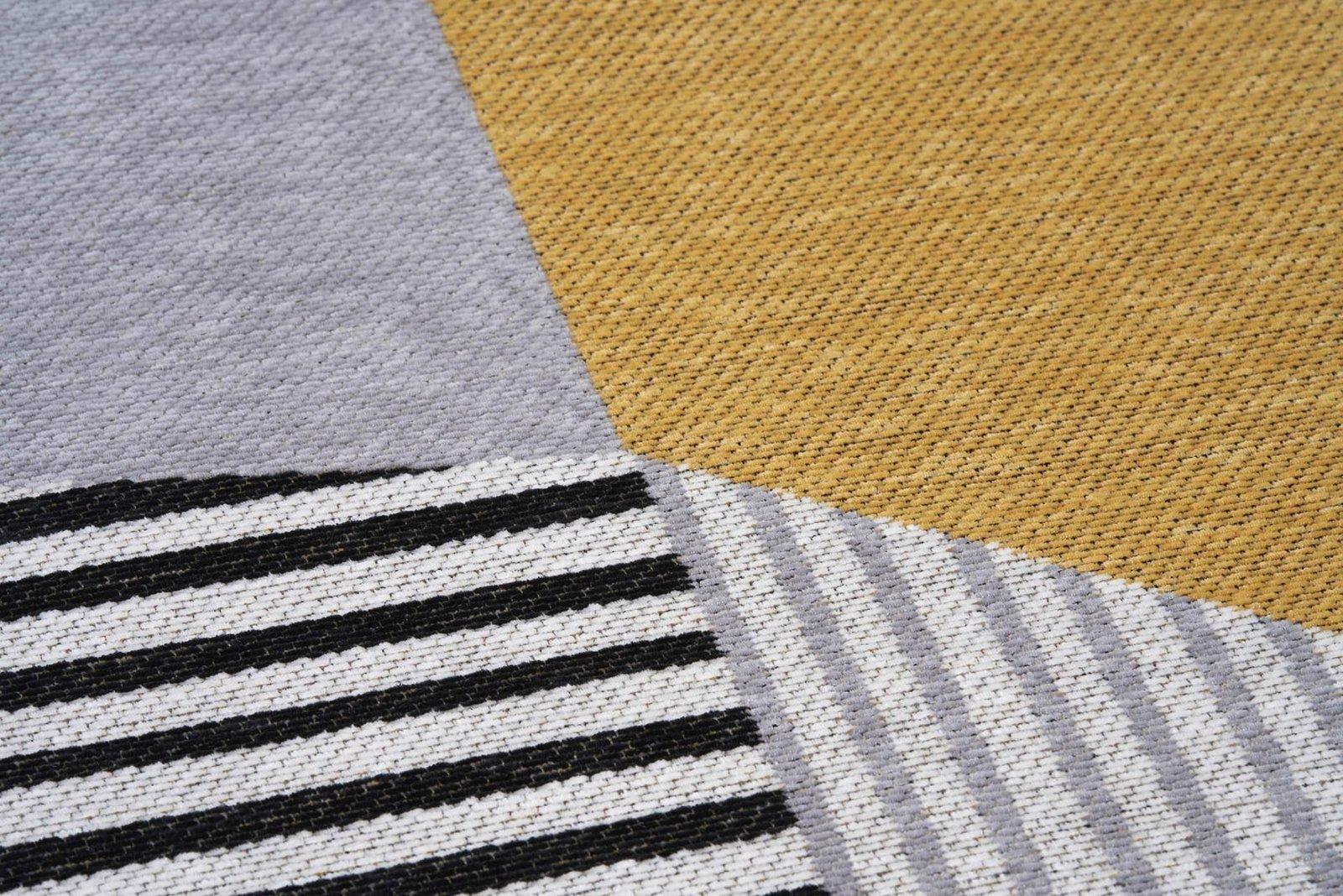 Dywan Carpet Decor Metropolis Yellow