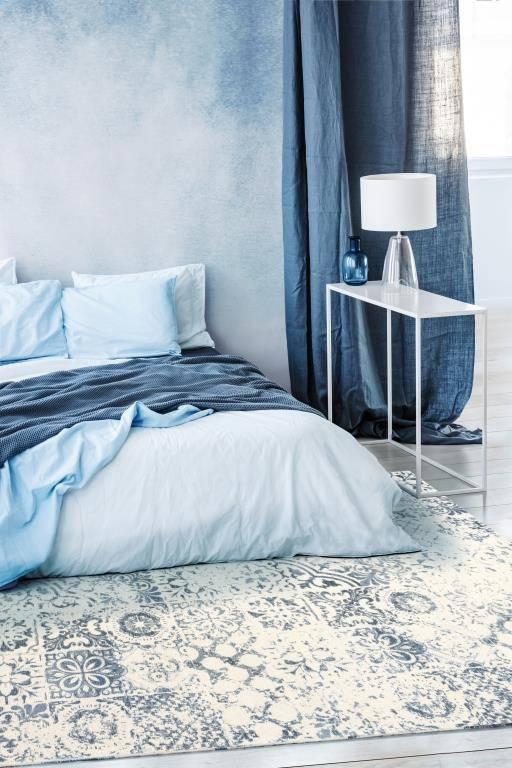 Dywan Carpet Decor Siena Ivory Blue 160 x 230