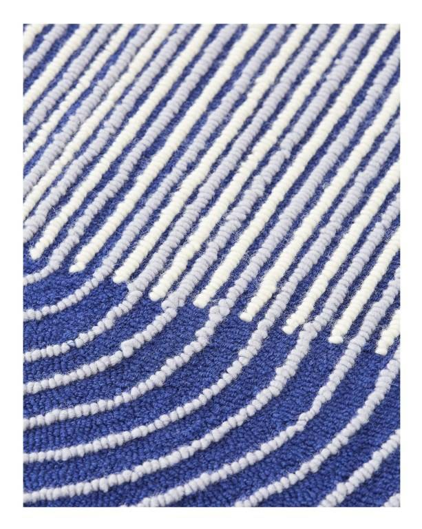 Dywan Gan Ply Blue 104 x 300