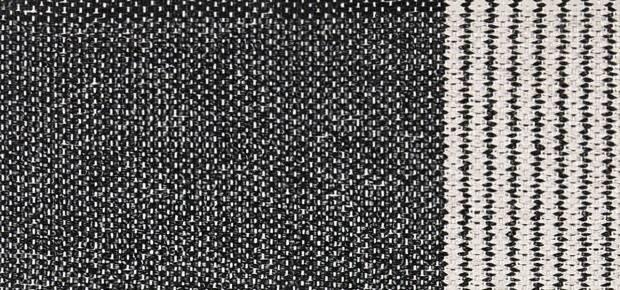 Dywan Horredsmattan Stripe Black Pink 13407