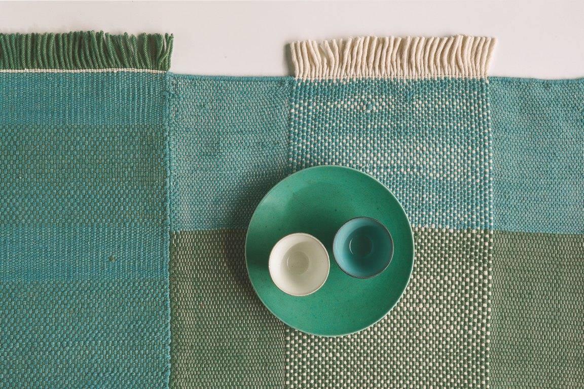 Dywan Nanimarquina Tres Green