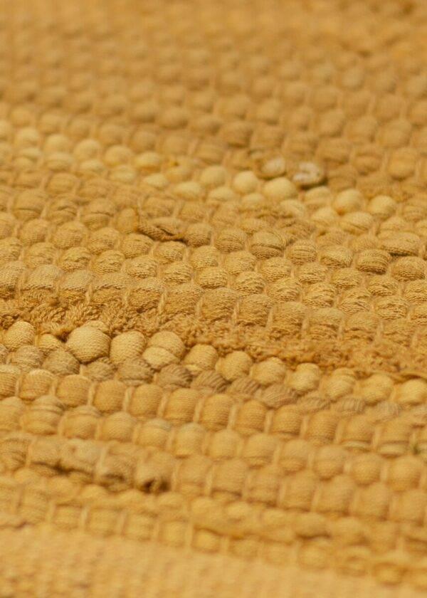 Dywan Rug Solid Cotton Rug Burnished Amber