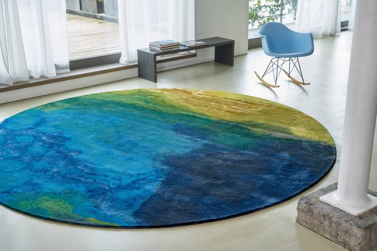 Dywan Serge Lesage Space Multicoloured