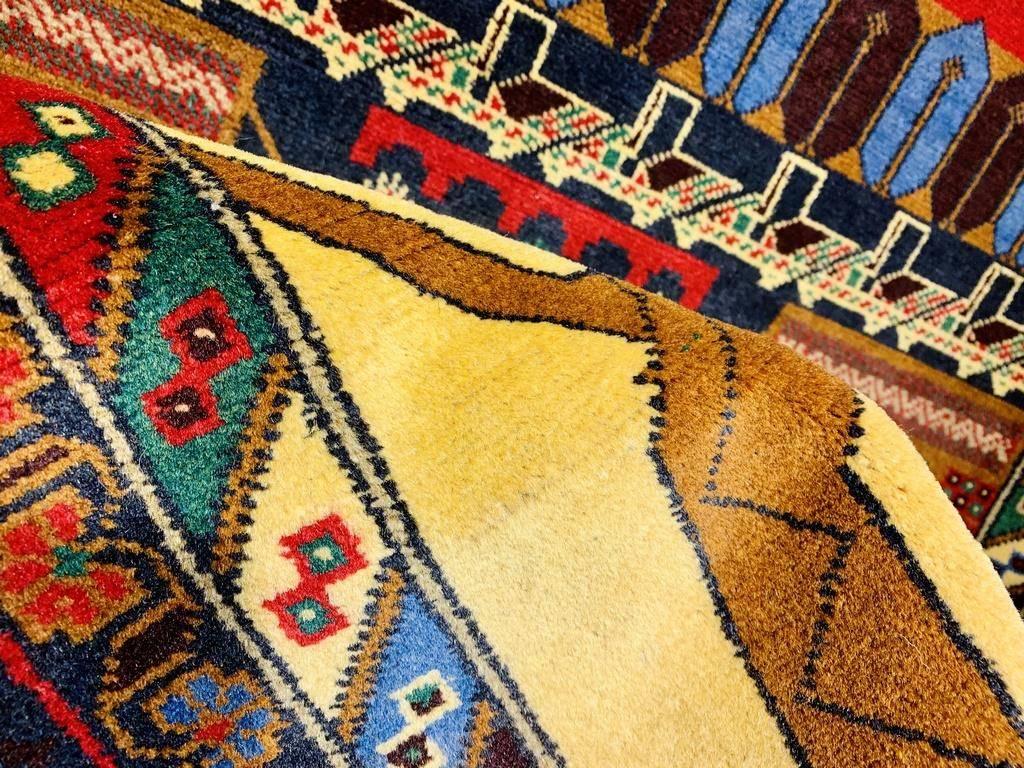 Dywan Wełniany Belutch Pakistan Nomad 113x196