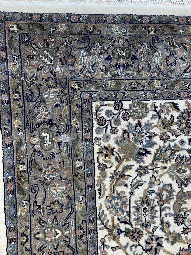 Dywan Wełniany Jaipur Krem 170 x 240