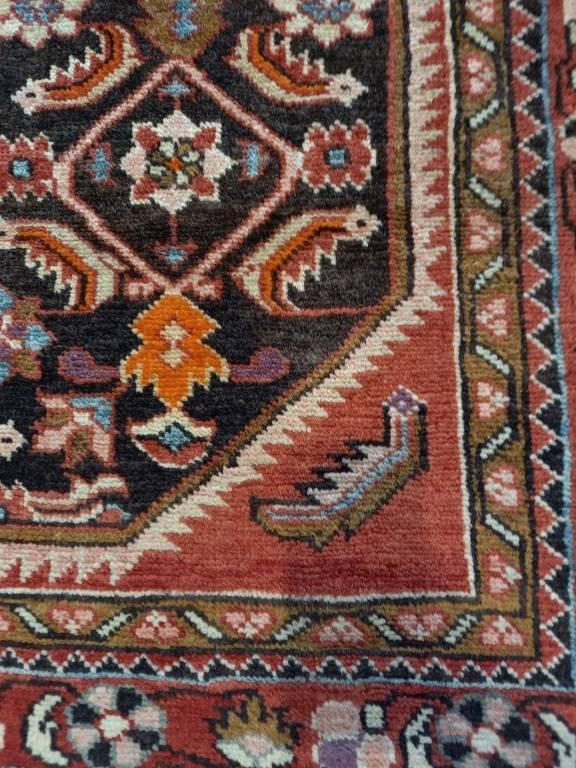 Dywan Wełniany Lilian Iranian Unique 111 x 151