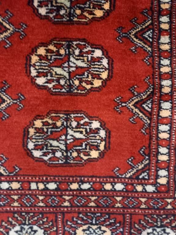 Dywan Wełniany Pakistan Bokhara Red 28990 127x183