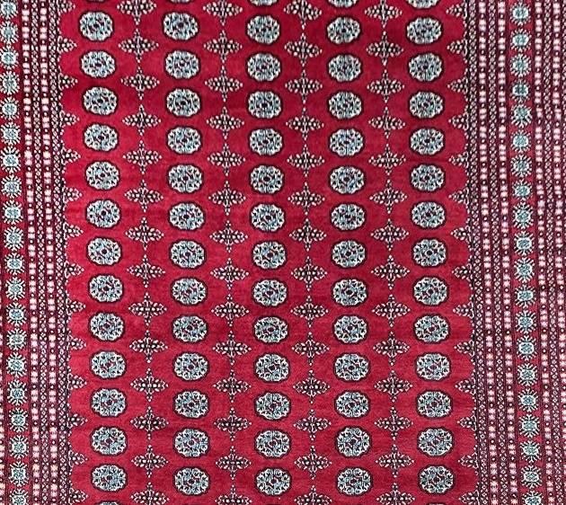 Dywan Wełniany Pakistan Buchara Red 220 x 320