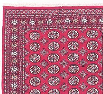 Dywan Wełniany Pakistan Buchara Rose 35449 161 x 243