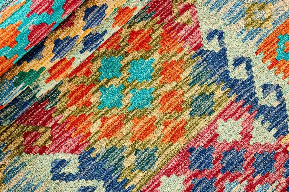 Dywan kilimowy  Afghan Kelim 1413607 82x289cm