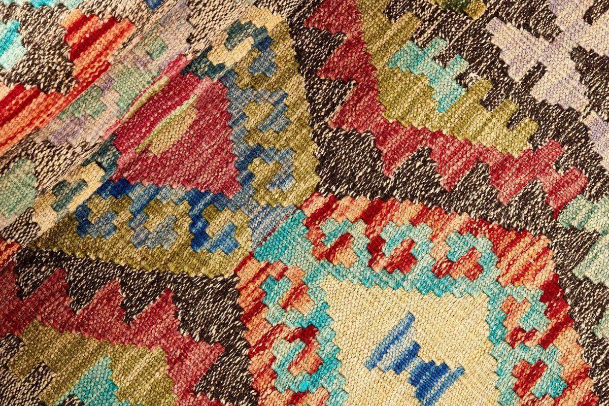 Dywan kilimowy  Afghan Kelim 1414111 86x293cm