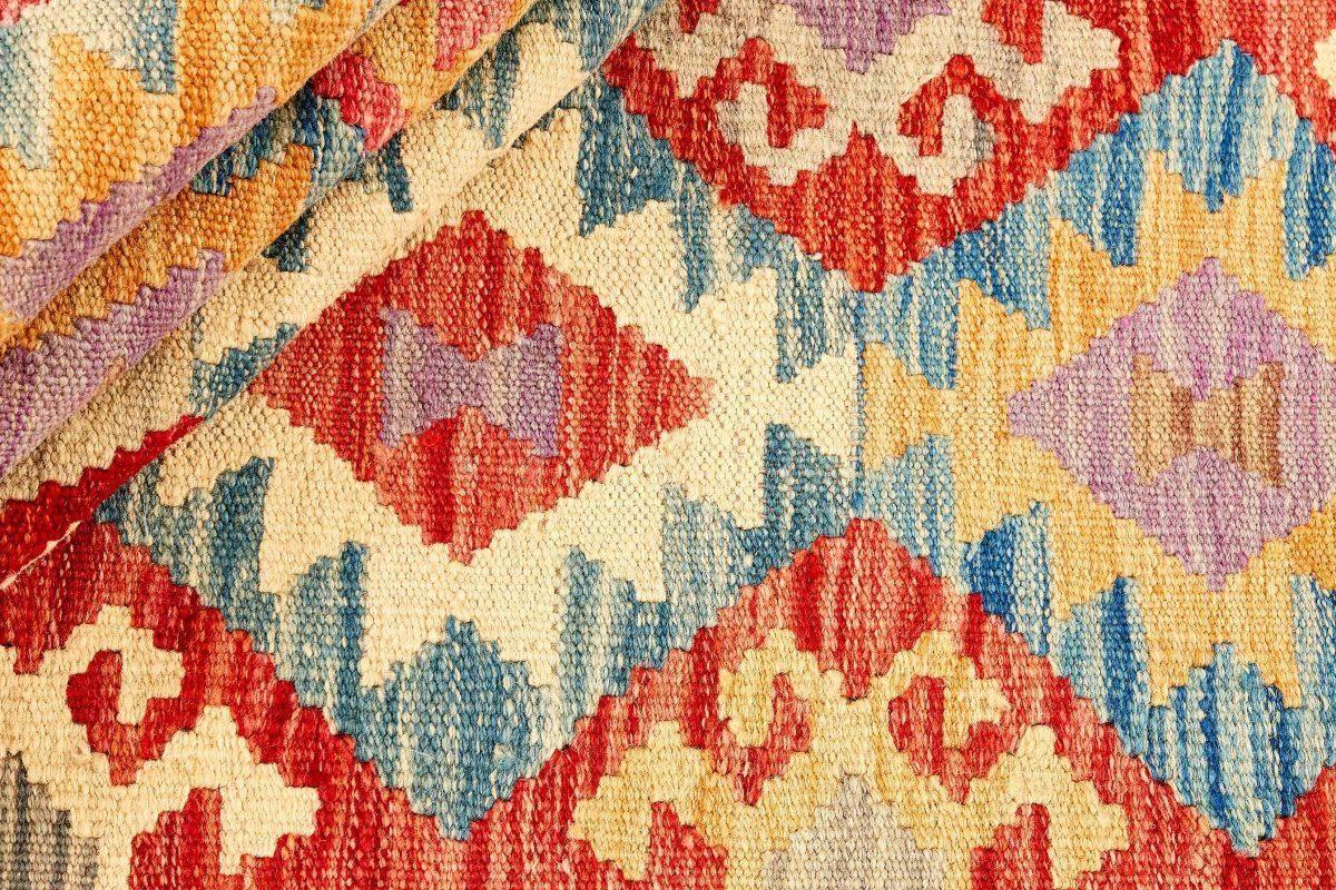 Dywan kilimowy  Afghan Kelim 1419421 202x293cm