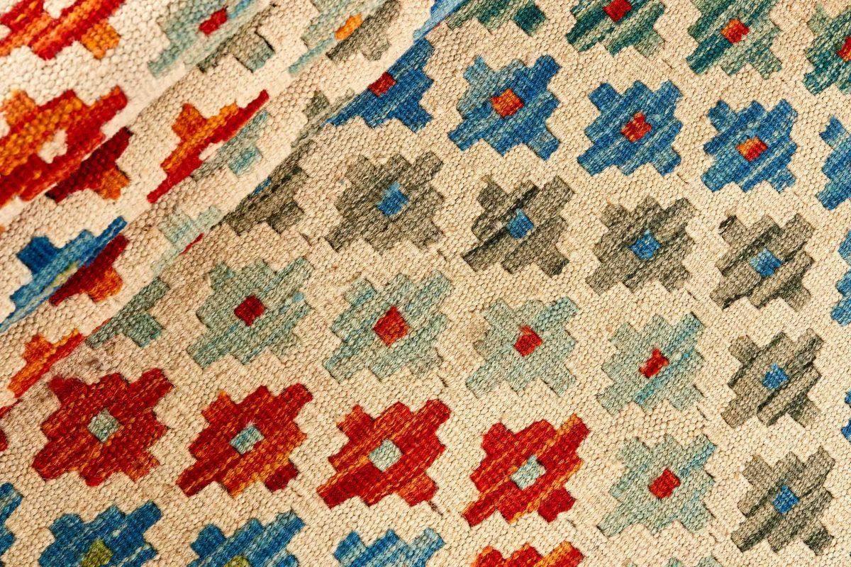 Dywan kilimowy  Afghan Kelim 1419455 64x201cm