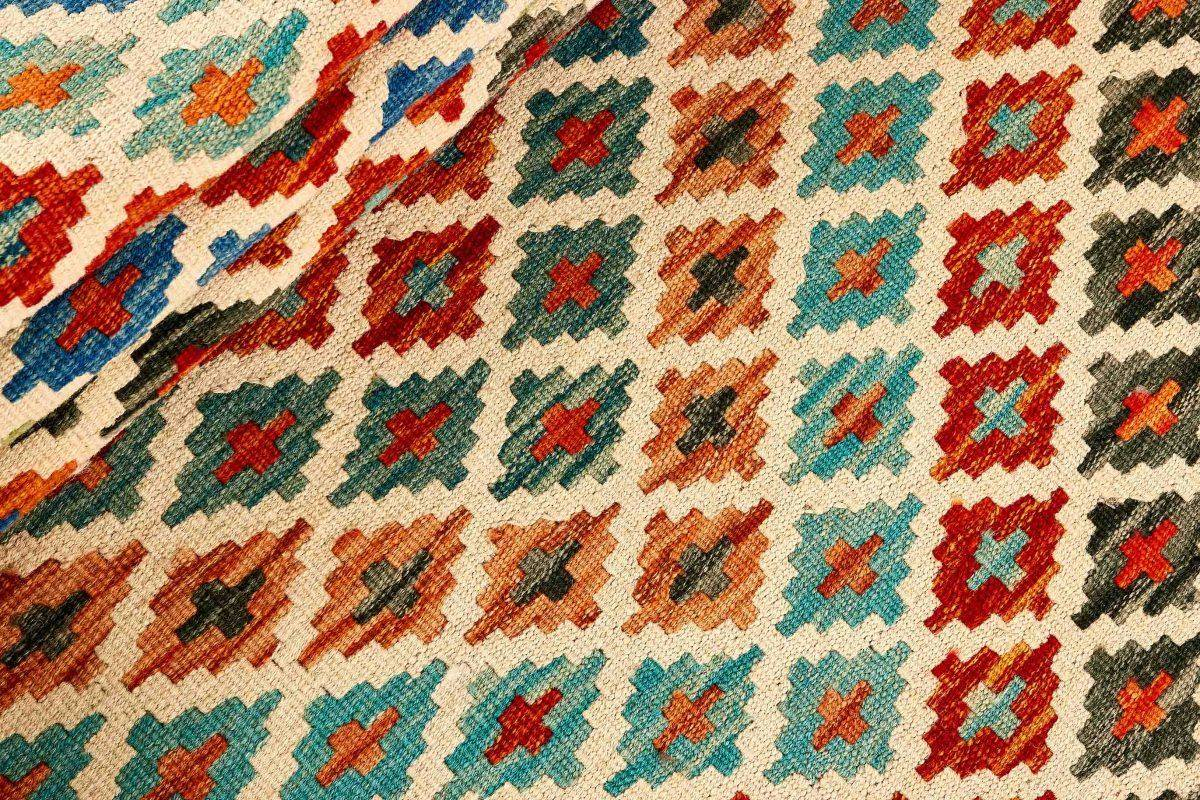 Dywan kilimowy  Afghan Kelim 1419753 80x244cm